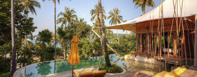 écolodge de luxe Thaïlande
