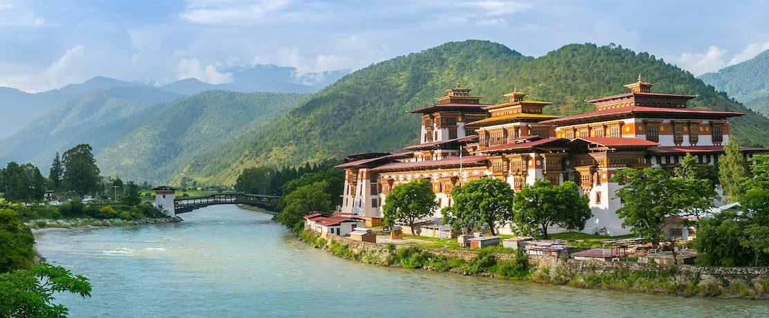 voyage de luxe au Bhoutan