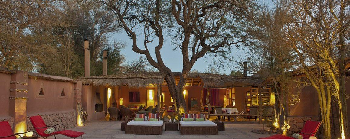 hôtel de luxe Chili Awasi