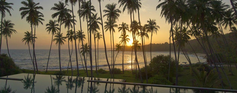 hôtel de luxe Sri Lanka