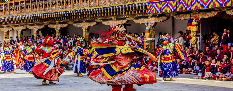 Voyage de luxe Bhoutan