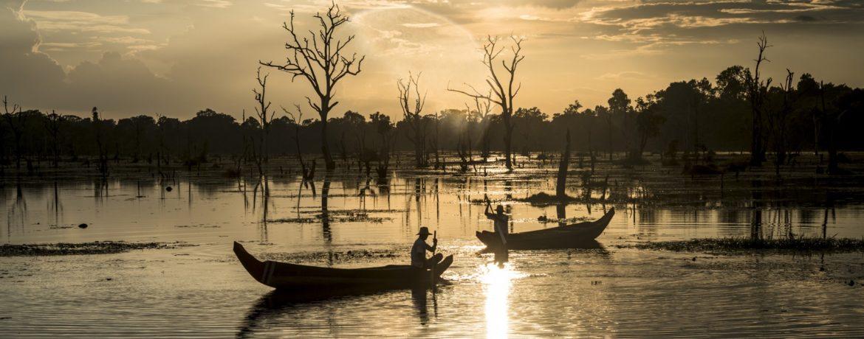 Amansara, Siem Reap, Cambodia, destination, activities, Angkor, Boats, temples