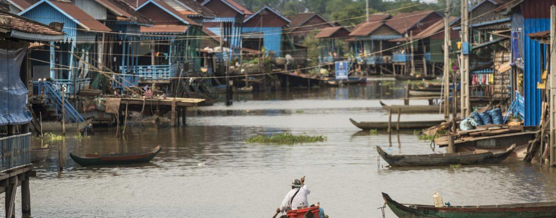 Amansara, Siem Reap, Cambodia, destination, activities, Tonle Sap, boats, floating villages, stilted villages