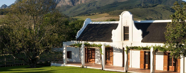 écoretraite de luxe en afrique du sud