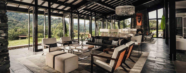 hotel de luxe Rwanda