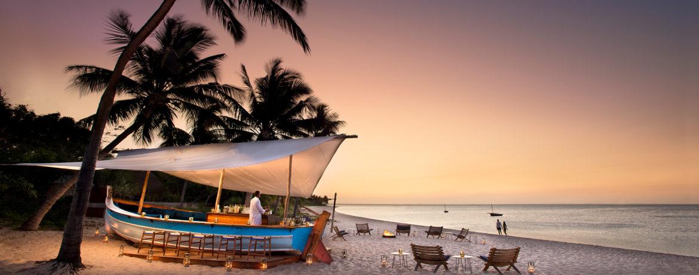 écolodge de luxe au mozambique