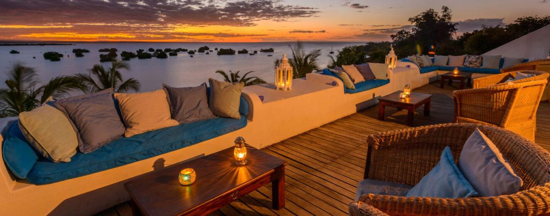 hôtel de luxe au Mozambique