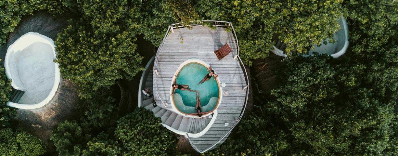 hôtel de luxe à Tulum