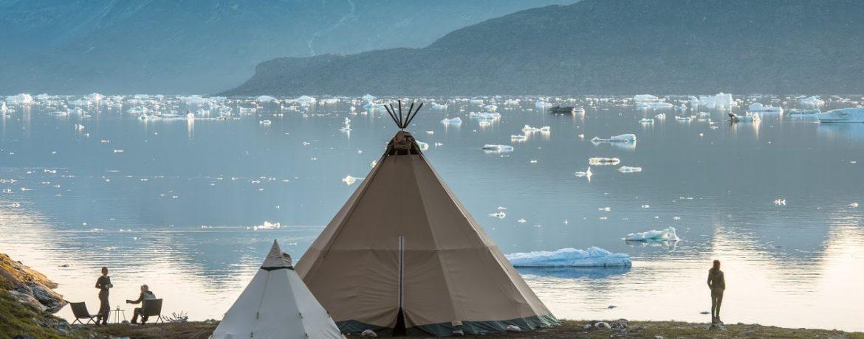 écolodge de luxe au Groenland