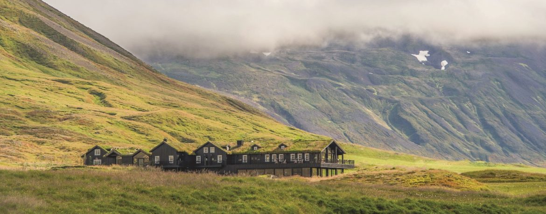 écolodge de luxe en islande