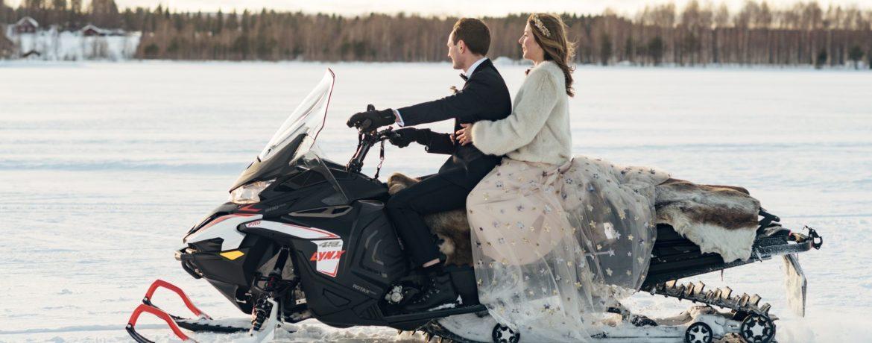 mariage à l étranger, mariage en laponie