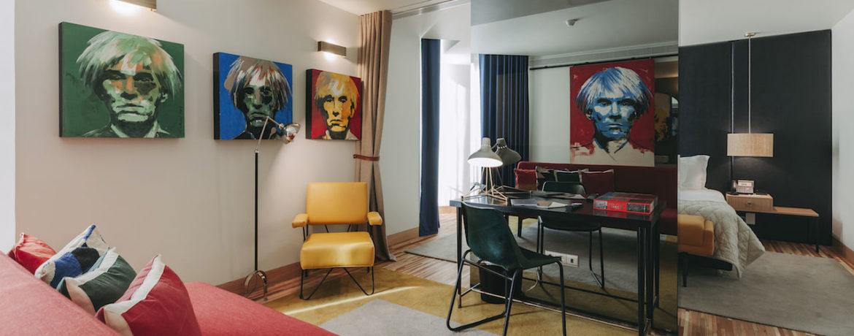hôtel de charme à Porto