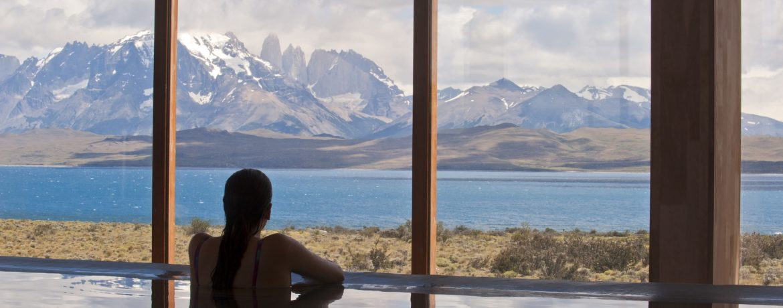 hôtel de luxe en Patagonie