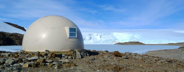écolodge de luxe en Antarctique