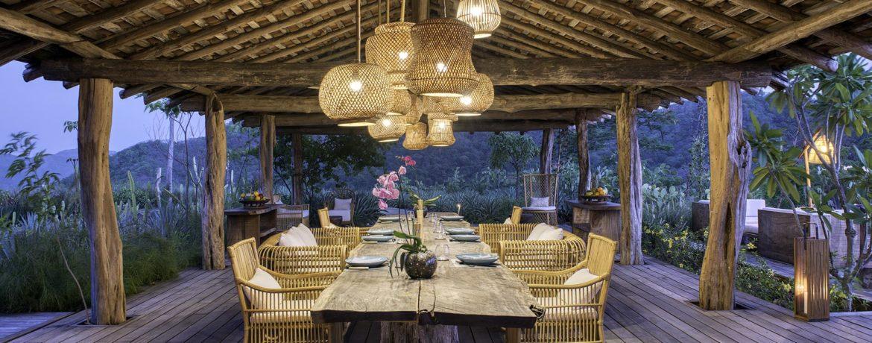 Ecolodge de luxe au Costa Rica