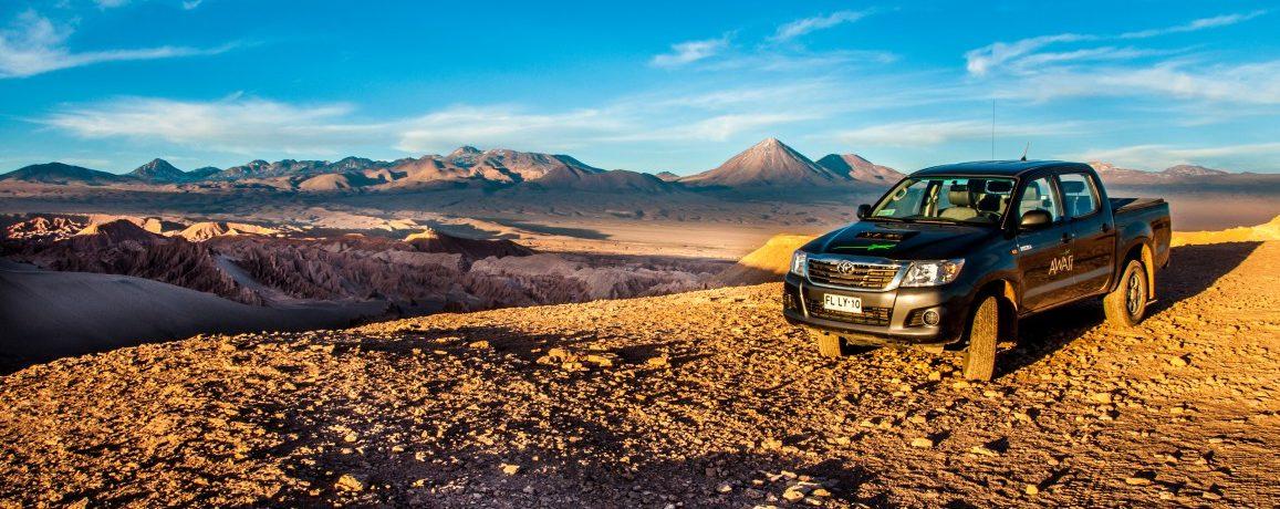 Voyage de luxe chili, voyage désert Atacama