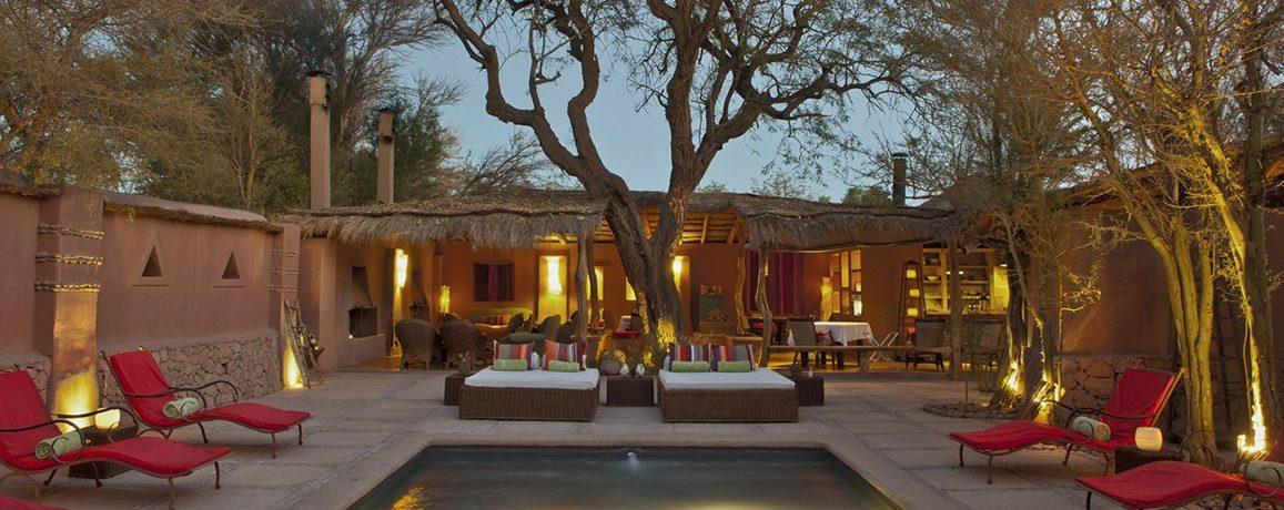 Voyage de luxe chili, hôtel de luxe Chili, hôtel de luxe Atacama