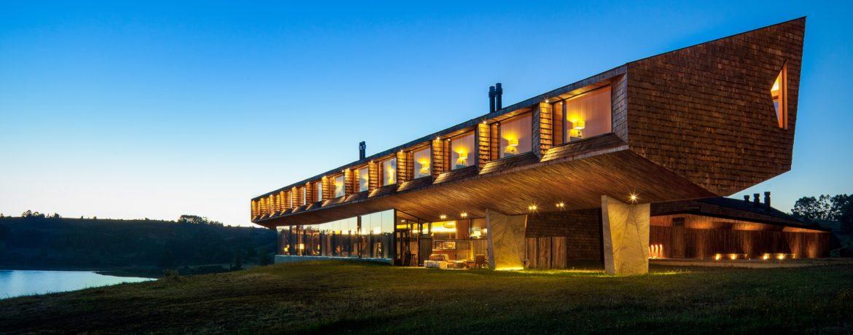 hôtel de luxe à Chiloé